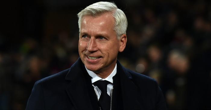 Alan Pardew: Confident of retaining top Eagles' talent