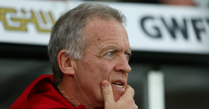 Alan Curtis: Preparing for vital Sunderland clash