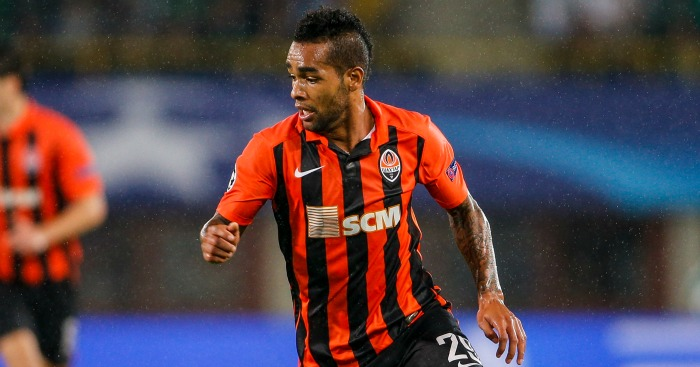 Alex Teixeira: Signing for Chinese club