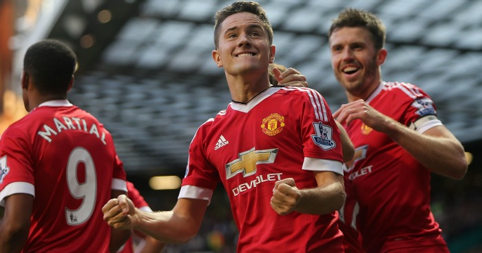 Ander Herrera: Could leave in the summer