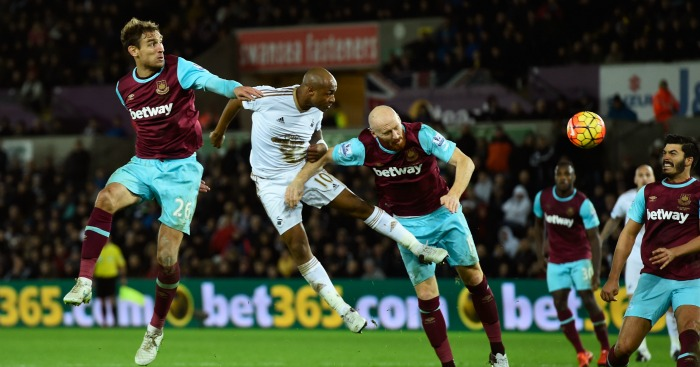 Andre Ayew: Forward failed to find decisive touch against Hammers