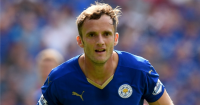 Andy King: Happy to see Leicester challenging for title