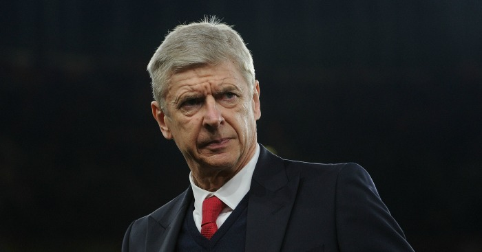 "Arsene Wenger: Described Wembley stay as a ""nightmare"""