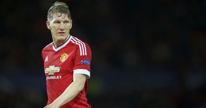 Bastian Schweinsteiger: Forced out of United