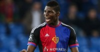 Breel Embolo: Heavily linked with Man Utd.