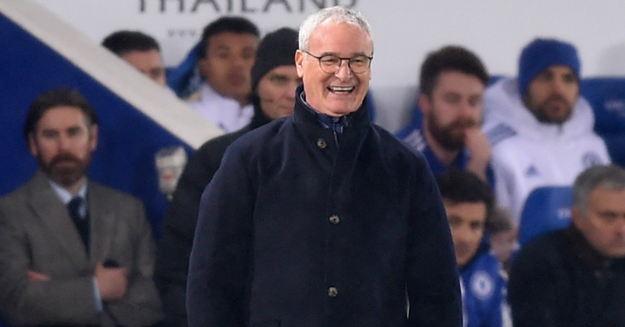 Claudio Ranieri: Has guided Leicester to brink of title