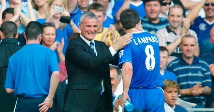 Claudio Ranieri: Manager spent four years at Stamford Bridge