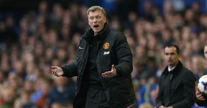 David Moyes: Was sacked by Manchester United after 10 months