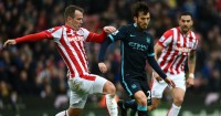David Silva: Struggled to make an impact against Stoke
