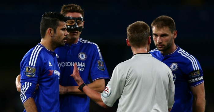 Chelsea: Stats show they don't work hard enough