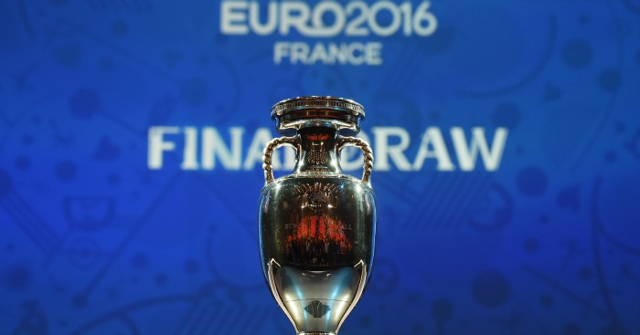 Euro 2016: Draw for the finals made