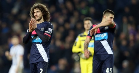 Fabricio Coloccini: Knows Newcastle United must improve quickly
