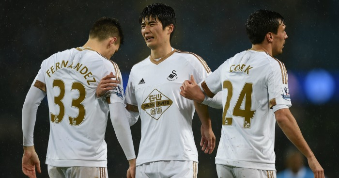 Ki Sung-Yeung (c): Back in the Swansea squad