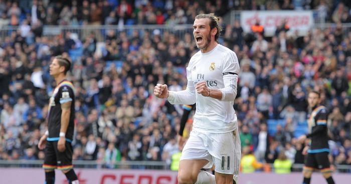 Gareth Bale: Forward doubled his tally for the season