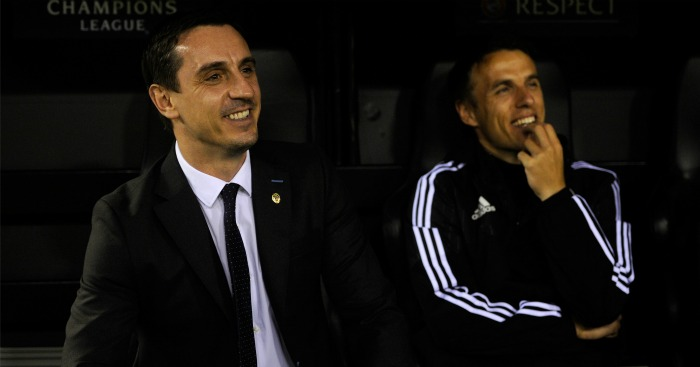 Gary Neville: Finally getting results at Valencia