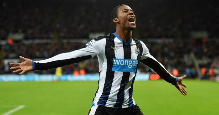Georginio Wijnaldum: Hoping to lift Newcastle to much-needed victory