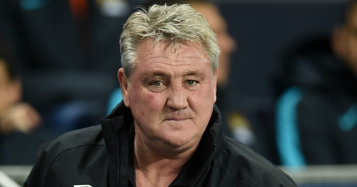 Steve Bruce: Team selection not to blame for loss