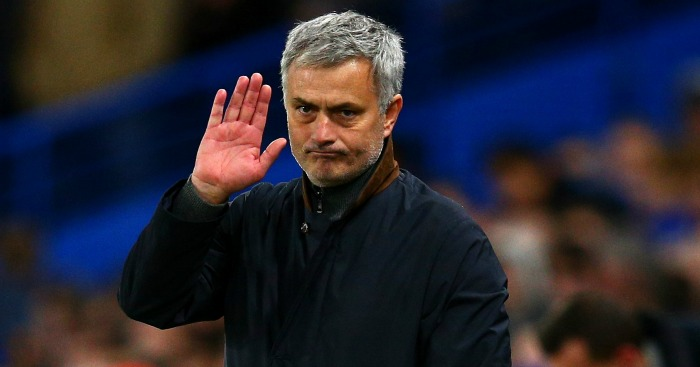 Jose Mourinho: Set to succeed LVG at Man Utd