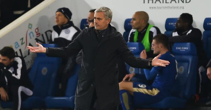 Jose Mourinho: Taking in Inter Milan game