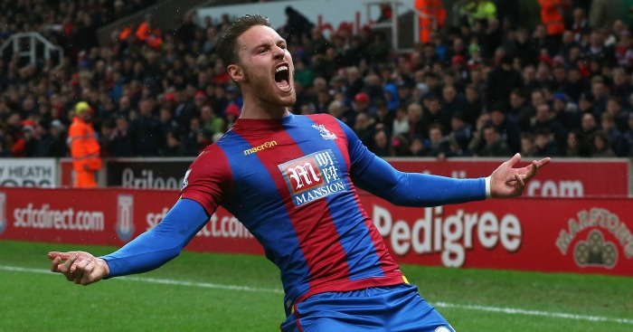 Connor Wickham: Crystal Palace striker misses Reading game