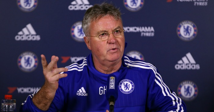 Guus Hiddink: Says Pep Guardiola would fit in at Chelsea