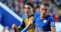 Hector Bellerin & jamie Vardy: Included in our Team of 2015