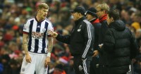 Tony Pulis: West Brom boss warns James McClean about his discipline