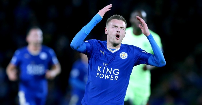 Jamie Vardy: Could make official complaint to police