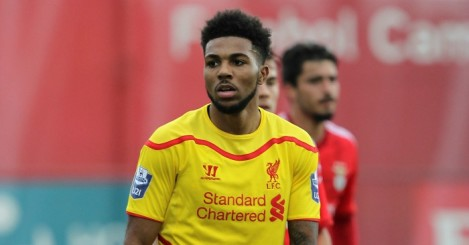 Jerome Sinclair: Liverpool youngster linked with Manchester City
