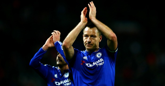 John Terry: Reflects on 1-1 draw with Man United