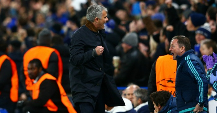 Jose Mourinho: Says Chelsea can win the Champions League