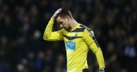 Karl Darlow: Goalkeeper at fault for West Brom winner