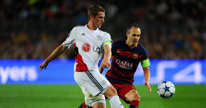 Lars Bender: Midfielder linked with January move to Arsenal