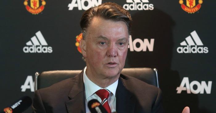 Louis van Gaal: Manager under pressure at Old Trafford