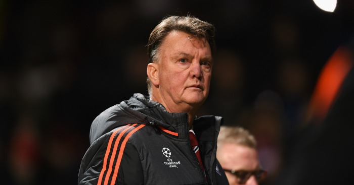 Louis van Gaal: Manager losing confidence of United fans