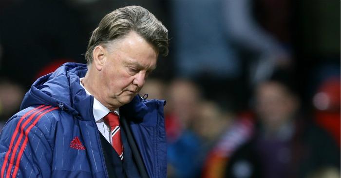 Louis van Gaal: Defends United's achievements this season