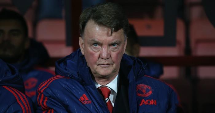 Louis van Gaal: Could add a striker to his ranks