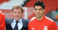 Luis Suarez: Was inspired to join Liverpool by Carlos Tevez