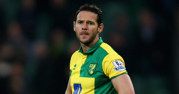 Matt Jarvis: Joins Norwich on deal to 2019
