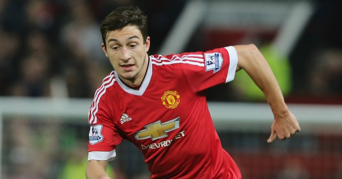 Matteo Darmian: Wants to fight for his shirt at Man Utd