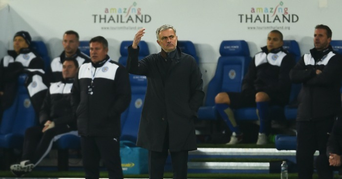 Jose Mourinho: Manager sacked by Chelsea