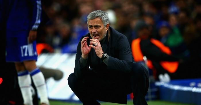 Jose Mourinho: Manager sacked by Chelsea on Thursday