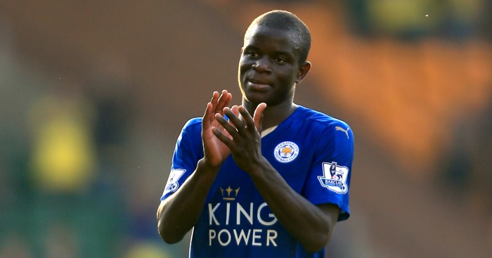 N'Golo Kante: Offered a new contract