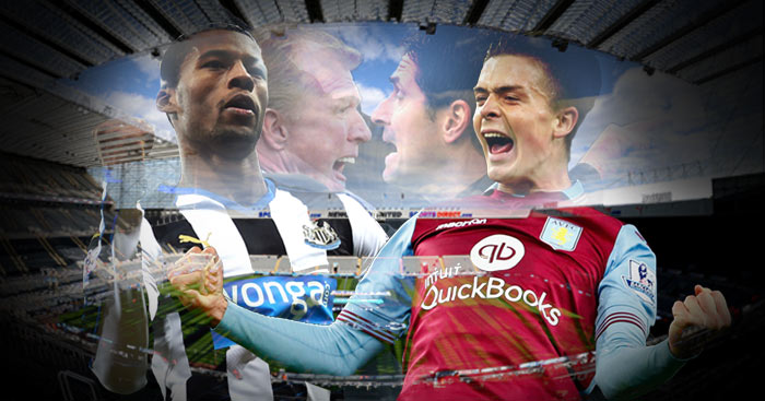 Newcastle v Aston Villa: Arguably a must-win game for Garde