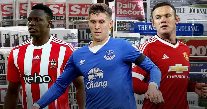 John Stones, Victor Wanyama and Wayne Rooney linked with moves