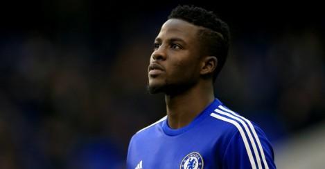 Papy Djilobodji: Defender has left on loan