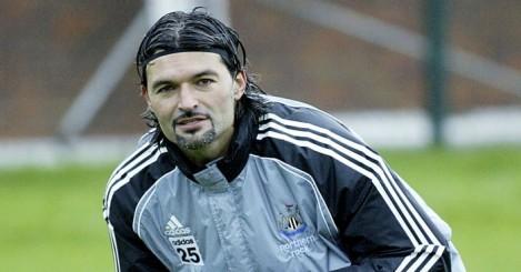 Pavel Srnicek: Former Newcastle United goalkeeper has passed away