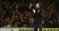 Quique Sanchez Flores: Boss' side only one point off top four