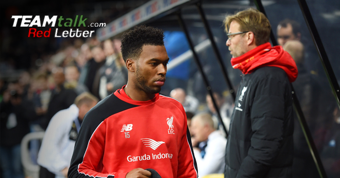 Daniel Sturridge: Injured again during disappointing week for Reds
