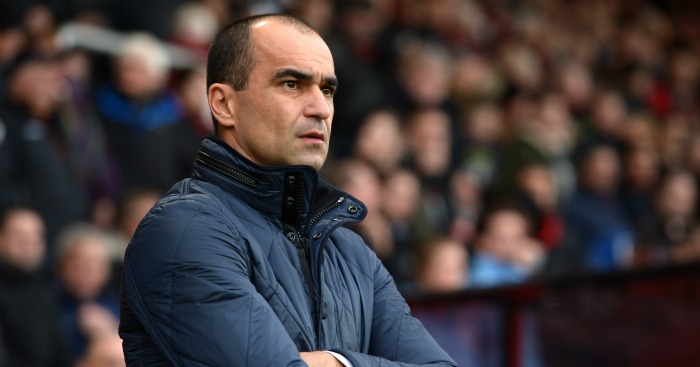 Roberto Martinez: Thinks he's the right man for the job